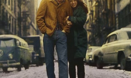 """Freewheelin' Bob Dylan"" By Bob Dylan Album Cover Location"