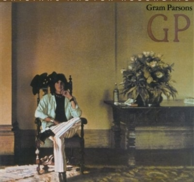 GP by Gram Parsons Album Cover Location