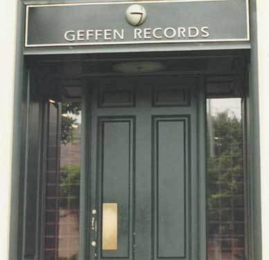 Geffen Records – Joni Mitchell, Jackson Browne, Neil Young & Crosby, Stills and Nash