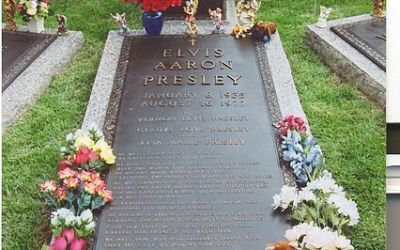 Graceland – Home, Death Site and Grave Site of Elvis Presley