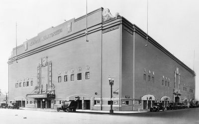 Grand Olympic Auditorium – Los Angeles