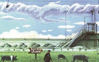 """""""Dr. John's Gumbo"""" By Dr. John Album Cover Location"""