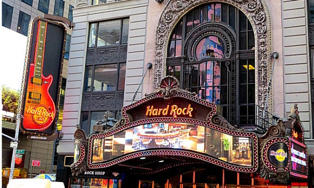 Hard Rock Cafe – New York