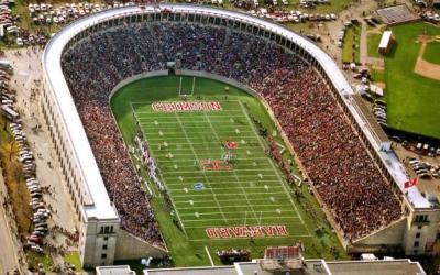 Harvard Stadium – Janis Joplin's Last Concert Performance