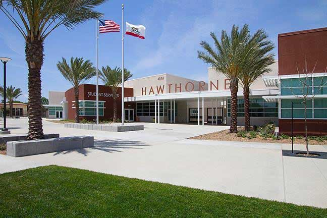 Hawthorne High School