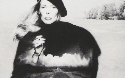 Hejira by Joni Mitchell Album Cover Location