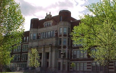 Hibbing High School, Hibbing MN – Bob Dylan Went To School Here