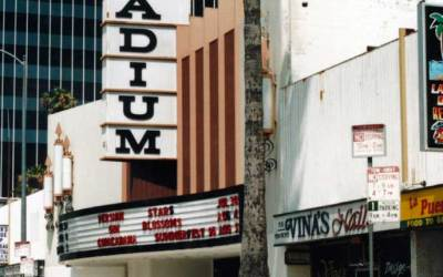 "Hollywood Palladium – Blues Brothers Film Concerts & ""Pop Expo '69"""