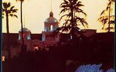 Hotel California By The Eagles Album Cover Location