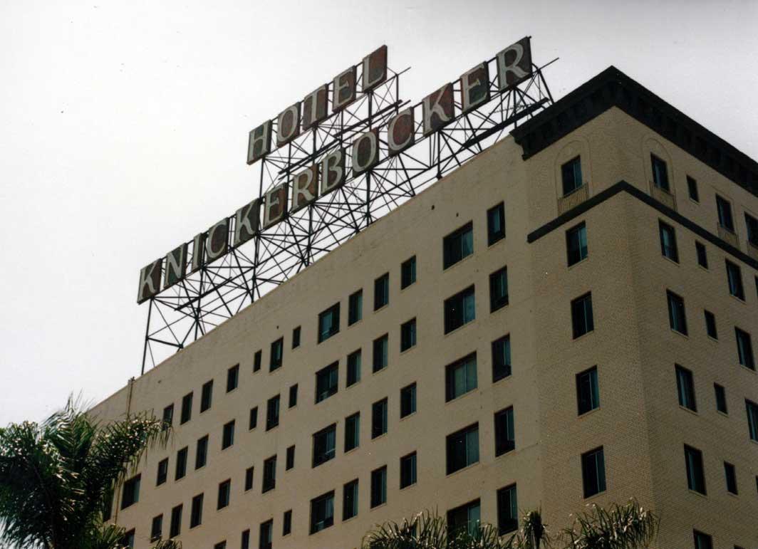 Hotel Knickerbocker