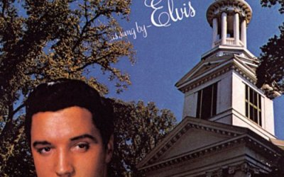 How Great Thou Art by Elvis Presley Album Cover Location