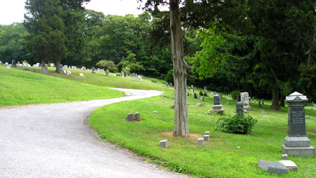 Huntington Rural Cemetery