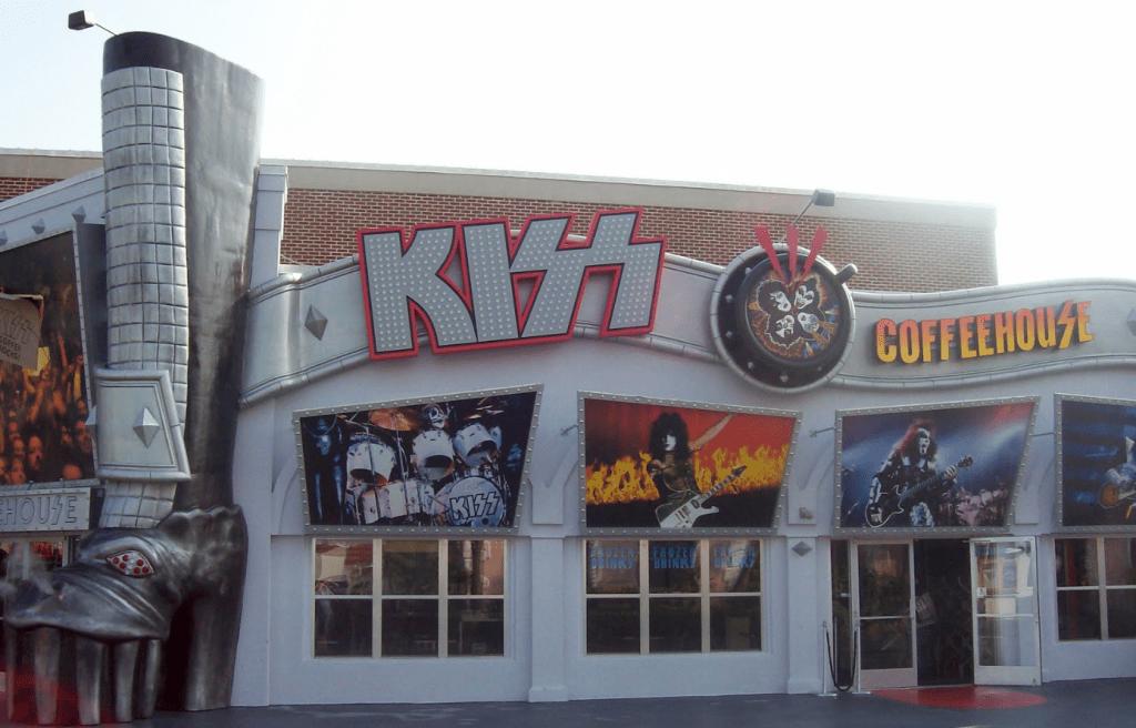 KISS Coffeehouse