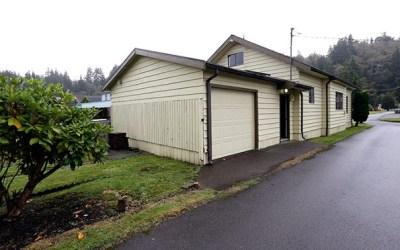 Kurt Cobain's Childhood Home In Aberdeen Washington