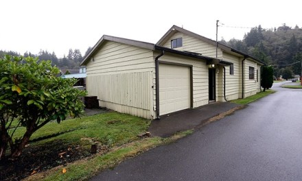Kurt Cobain's Childhood Home In Aberdeen Washington