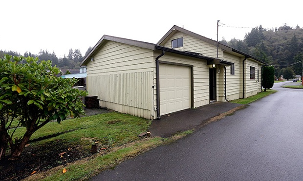 Kurt Cobain's Childhood Home