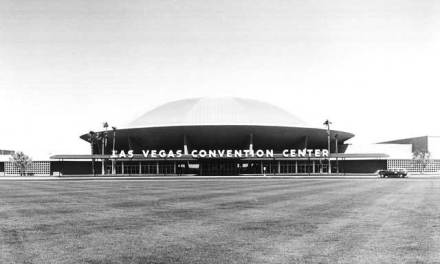 Las Vegas Convention Center – Second Ever Beatles Concert In U.S.
