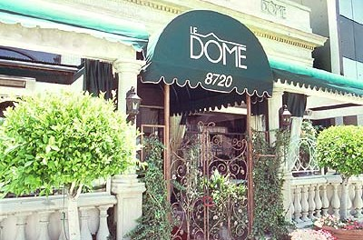 Le Dome Former Restaurant Co-founded by Elton John
