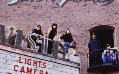 Lights…Camera…Revolution! by Suicidal Tendencies Album Cover Location