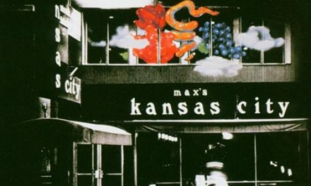 Live at Max's Kansas City By The Velvet Underground Album Cover Location