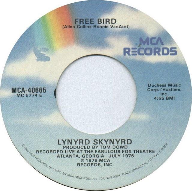 MCA Records Label