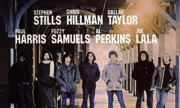 Manassas by Stephen Stills Album Cover Location