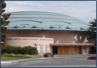 Marin Veterans Memorial Auditorium