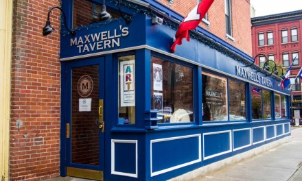 "Maxwell's –  Bruce Springsteen's ""Glory Days"" Video"