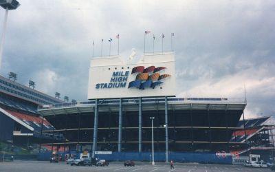 Mile High Stadium – Denver Pop Festival, Monsters of Rock Festival, Ozzfest