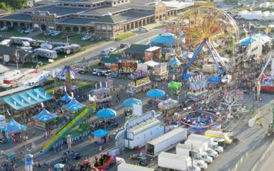 Missouri State Fairgrounds In Sedalia MO – Home Of The Ozark Music Festival