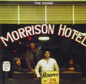 Morrison Hotel Album Cover