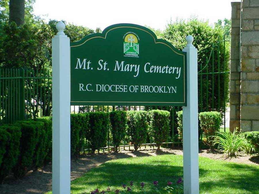 Mount Saint Mary Cemetery