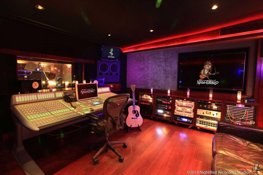 NightBird Recording Studios