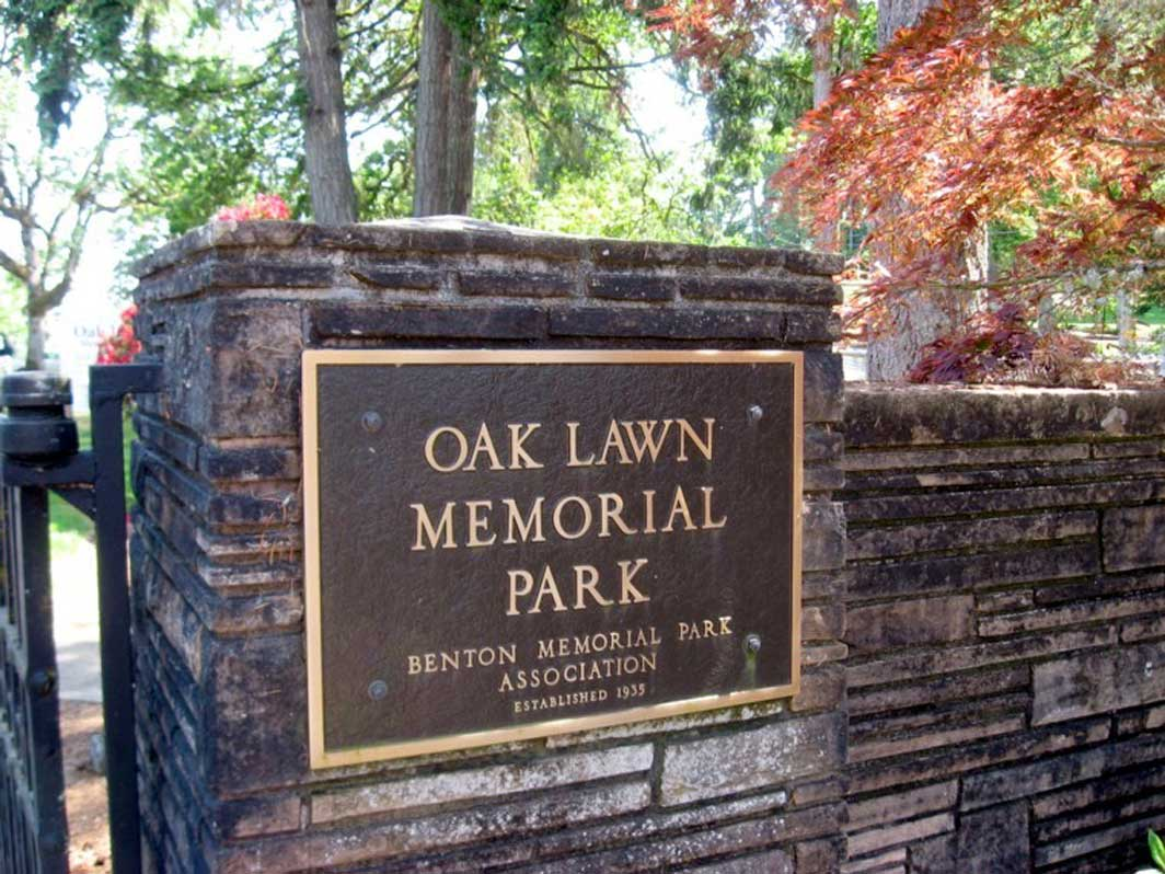 Oak Lawn Memorial Park