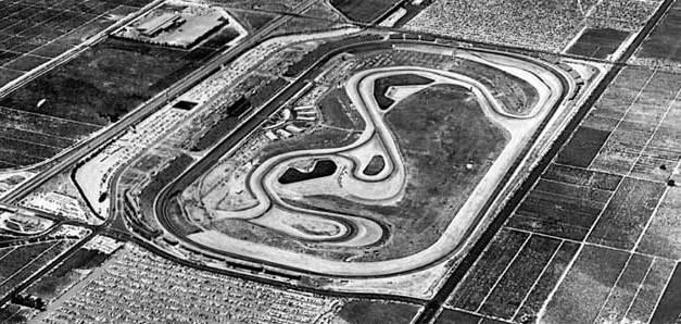 Ontario Motor Speedway – Home Of Cal Jam I And Cal Jam II