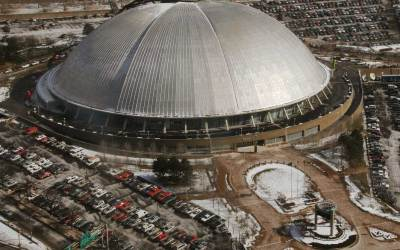 Civic Arena – Former Concert Venue In Pittsburgh