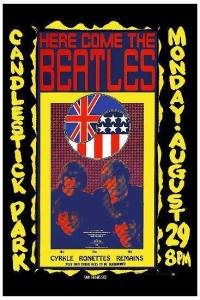Poster For Candlestick Park