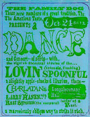 Poster For Longshoremen's Hall