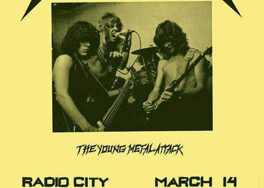Radio City – Metallica's First Gig