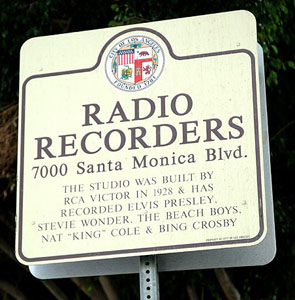 Radio Recorders Monument