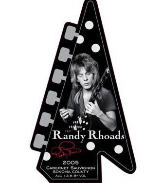 D'Argenzio Winery – Randy Rhoads Limited Release Cabernet