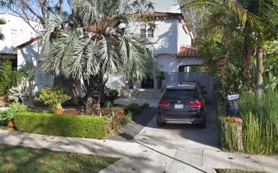 Ray Manzarek's Last Los Angeles Area Home