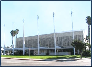 Santa Monica Civic Auditorium