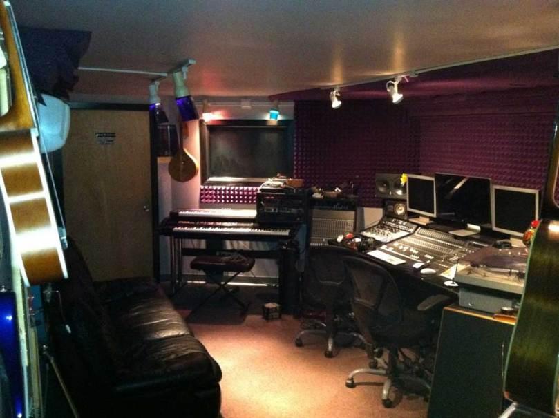 Secret Sound Recording Studio