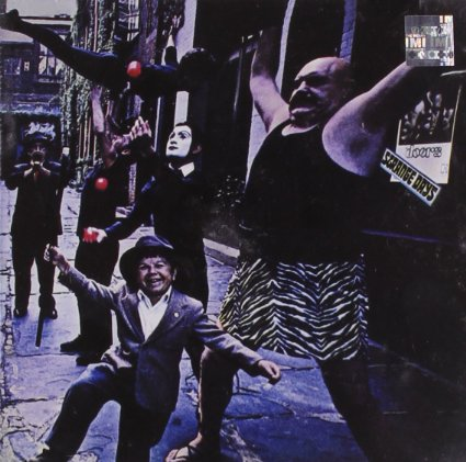 Strange Days by The Doors  sc 1 st  Rock and Roll Roadmaps & Strange Days By The Doors Album Cover Location