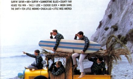 Surfin' Safari By The Beach Boys Album Cover Location