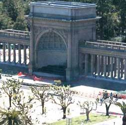 The Bandshell At Golden Gate Park