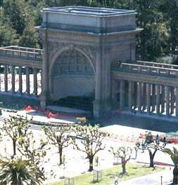 The Bandshell At Golden Gate Park