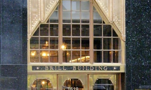 The Brill Building – Where Many Classic Rock And Pop Songs Were Born