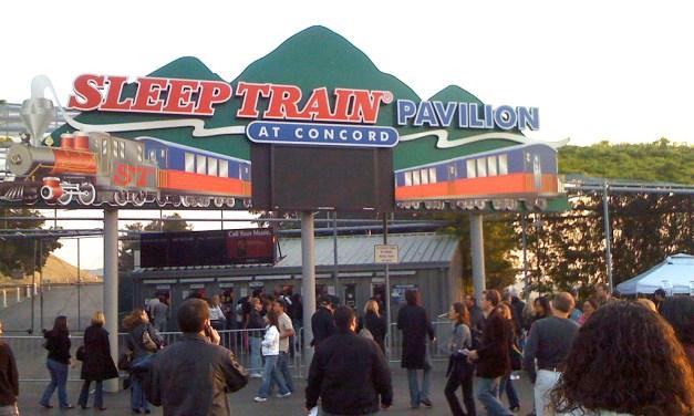 The Concord Pavilion